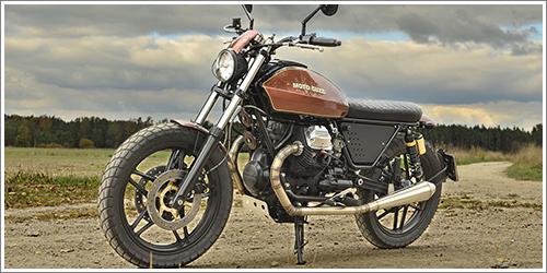 Moto Guzzi V65 Florida Scrambler
